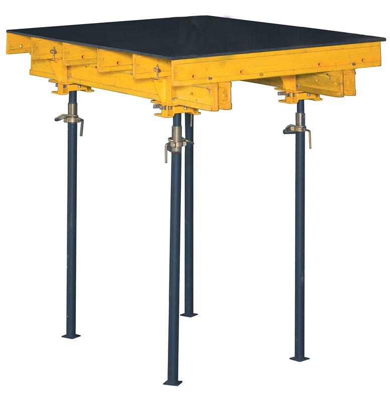 «Летающие столы» - опалубка перекрытий