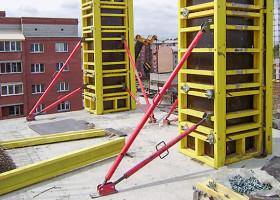 Комплектация опалубки для монолитного строительства